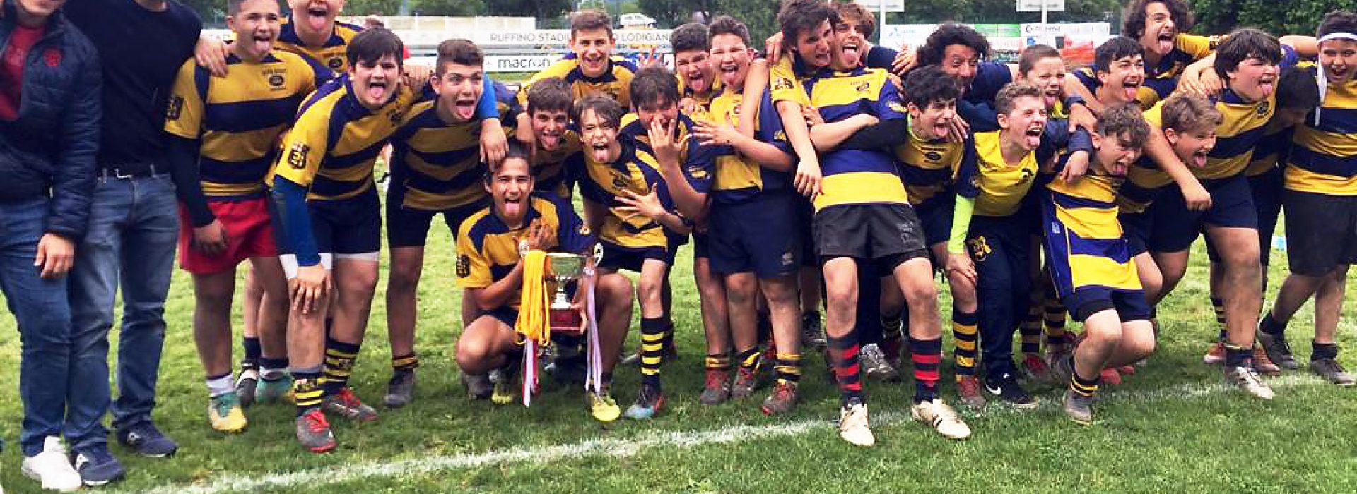 Al Reno Bologna il Trofeo Toscana Aeroporti del 19° Torneo Città di Firenze Under 14