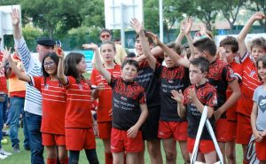 Progetto Scuola Rugby Lycée Victor Hugo