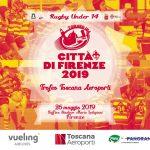 Grande domenica di rugby giovanile: Torneo Città di Firenze Under 14 e fasi nazionali Under 18