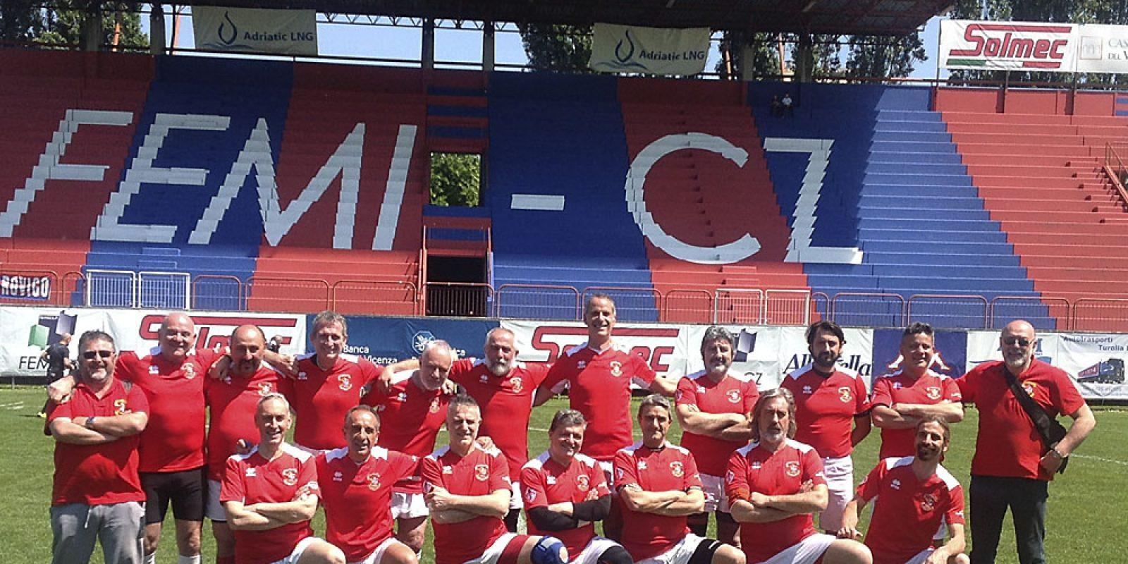 """Cronache old dal15° Torneo Internazionale Old Rugby """"Città di Rovigo"""""""