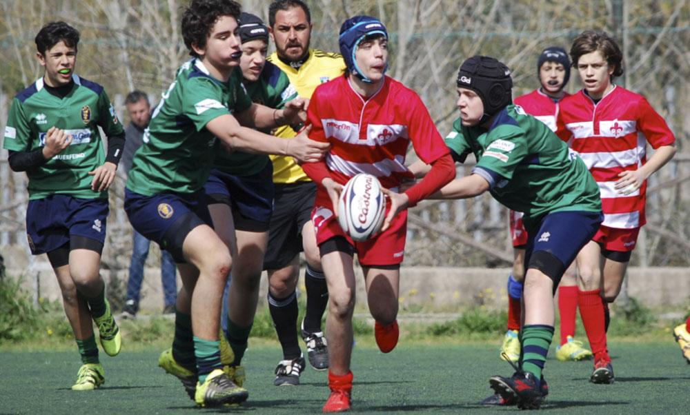 incontri un ragazzo di rugby